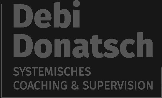 Debi Donatsch systemisches Coaching und systematische Supervision Logo